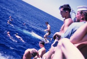 Med Cruse 1962 by Frank Rapp 4