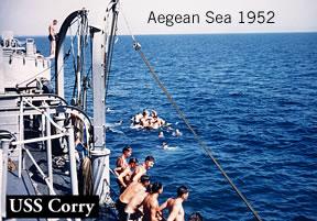Aegean Sea 1952