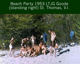 Beach Party 1953