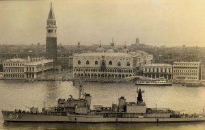 Corry In Venice