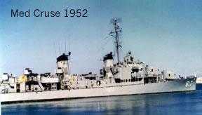 Med Cruse 1952