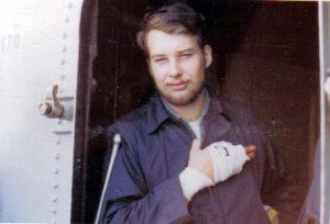 Medevac aboard Corry Nov 1971_jpg