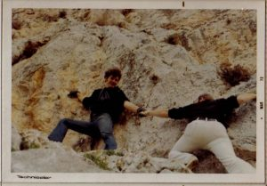 Mountain Climbing around Athens Greece_jpg