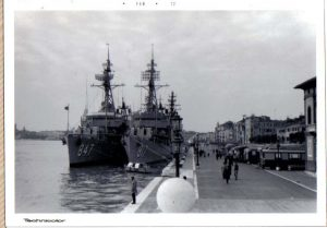 USS O'Hare and USS Corry in Venice_jpg